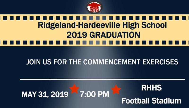 RHHS 2019 GRADUATION