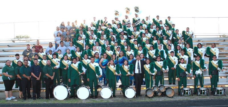 Crystal City HS Band earns Superior Rating Featured Photo
