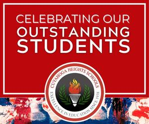 Outstanding Students of the Month