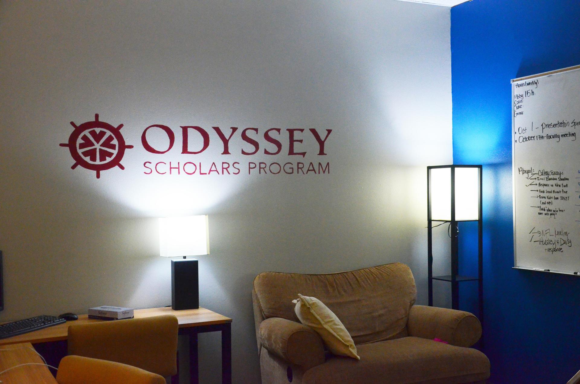 Odyssey Scholars Room