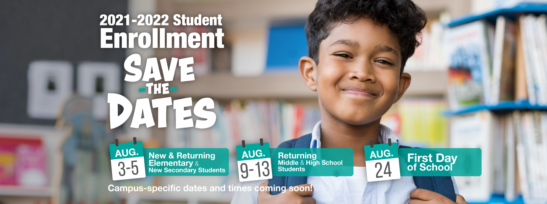Enrollment Opens August 3rd – Click Here to Learn More