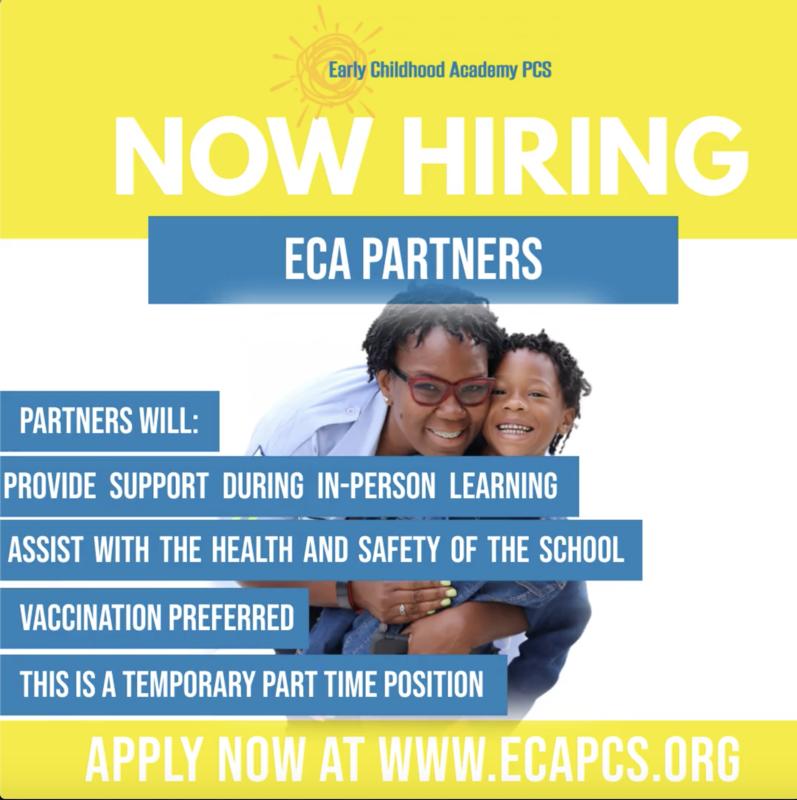 Now Hiring ECA Partners Featured Photo