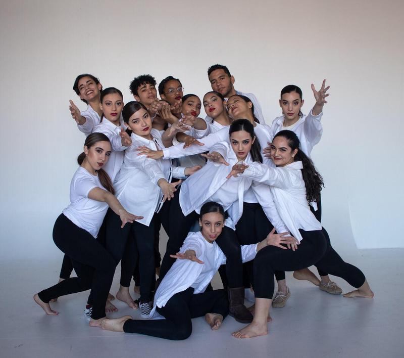 dancer group photo