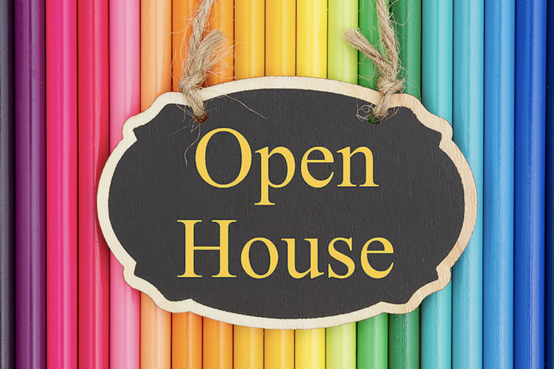 Open House, May 16th!  5:30-6:45 Classroom Visits! Featured Photo