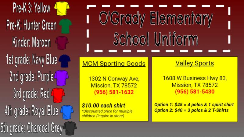 School Uniform Shirts Featured Photo