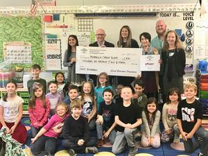 RCES Education Foundation Prize Patrol
