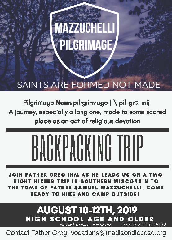 High School Students Backpacking Trip Thumbnail Image