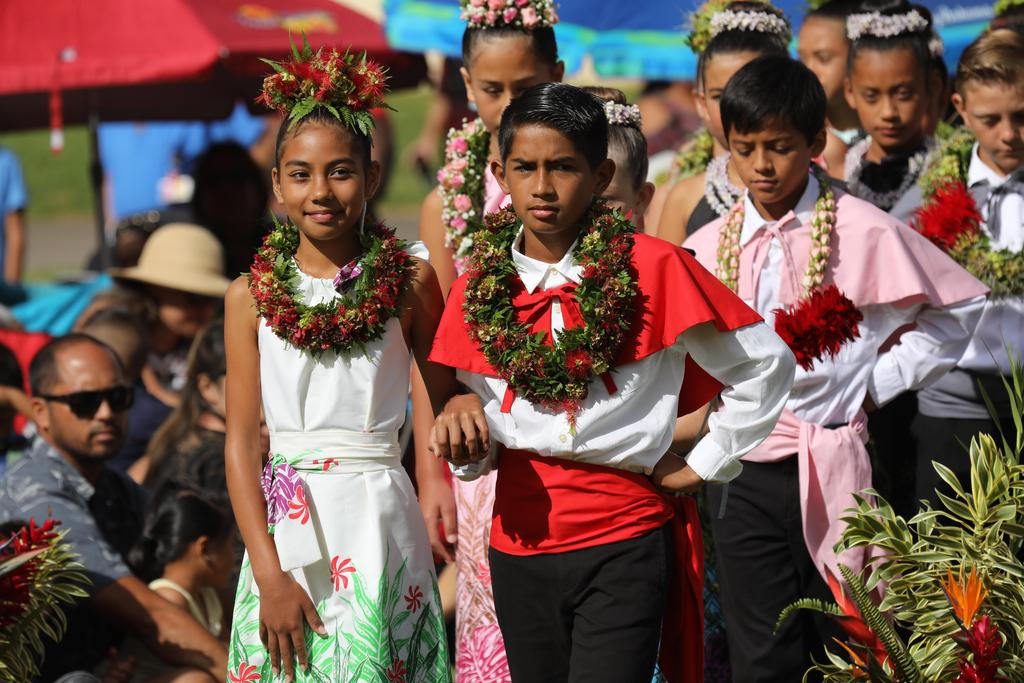Hawaii Island Princess with escort