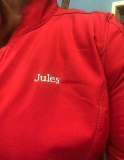 lpa greatest school ever school jacket front