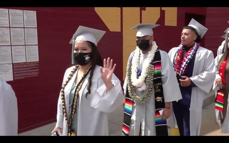 Smidt Tech 2021 Graduation - Video Thumbnail Image