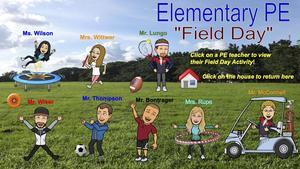 Mead Elementary Field Day Interactive Clip