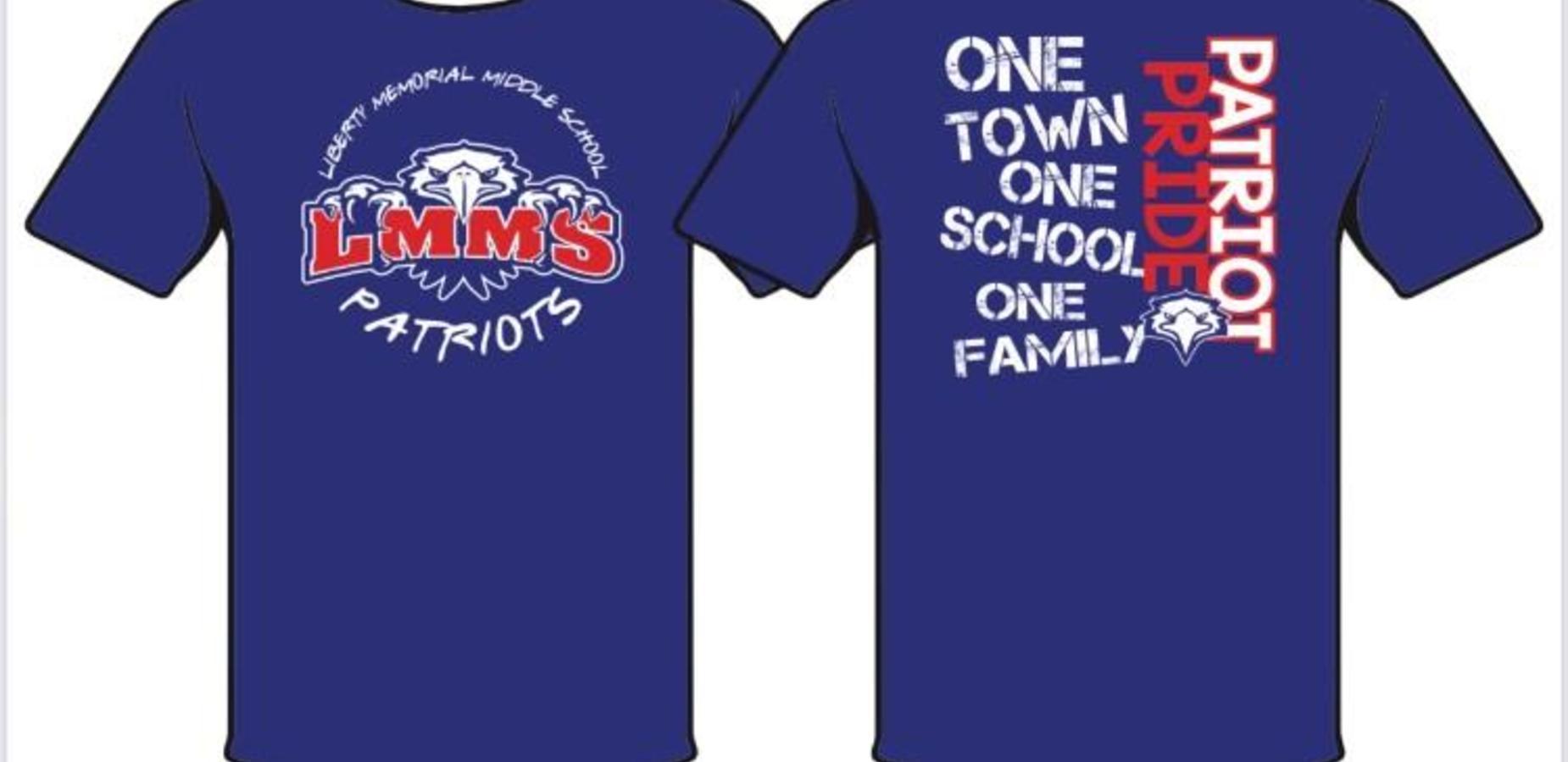 Student Council Shirt Sale