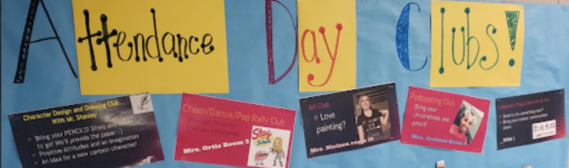 Attendance Day Clubs