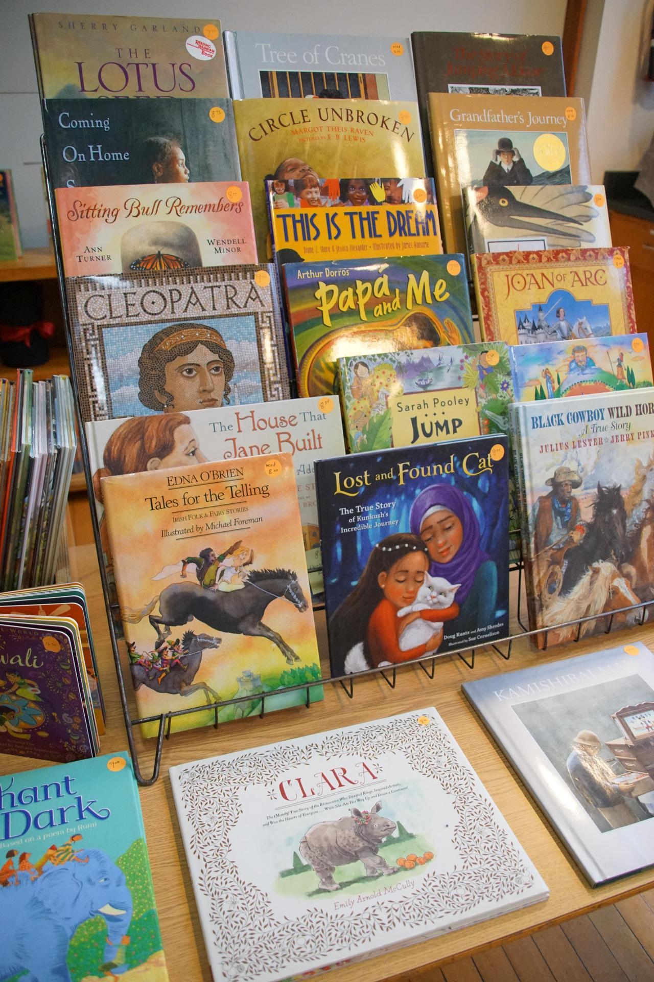 Multicultural Bookfair