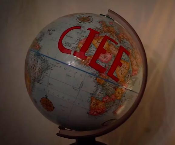 CIEE on globe