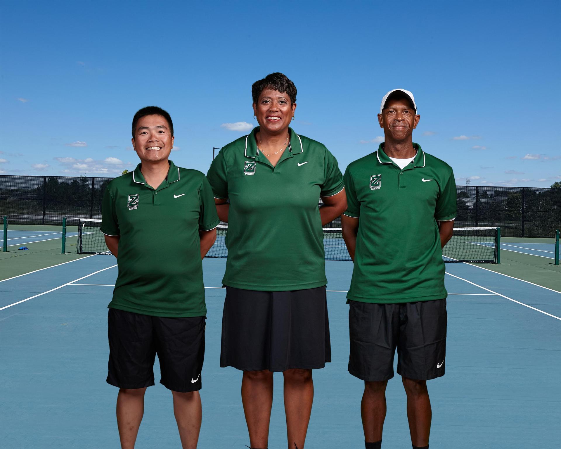 Boys Tennis Coaches