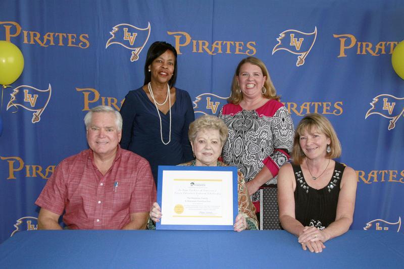 La Vega Pirates Education Foundation Announces Endowed Scholarship Thumbnail Image