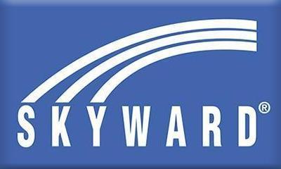 Skyward button