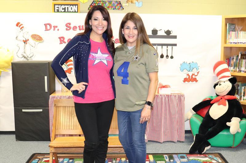 Image of Ms. Cano & Mrs. Mendoza