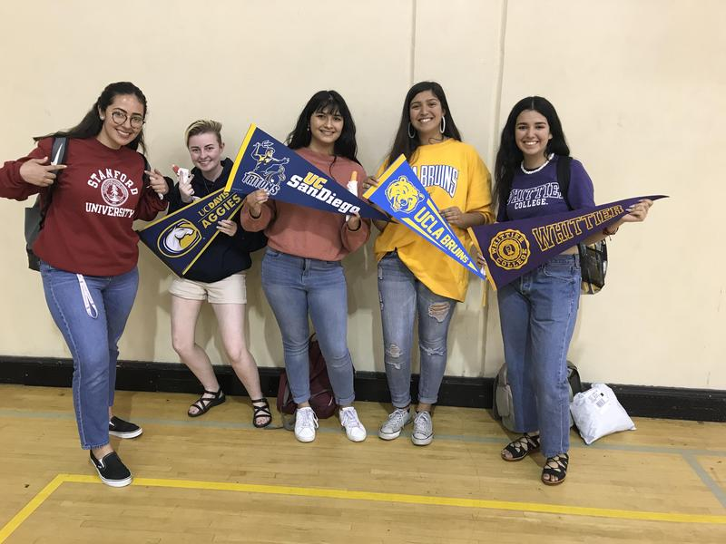 Santa Fe Celebrates College-Bound Students Featured Photo
