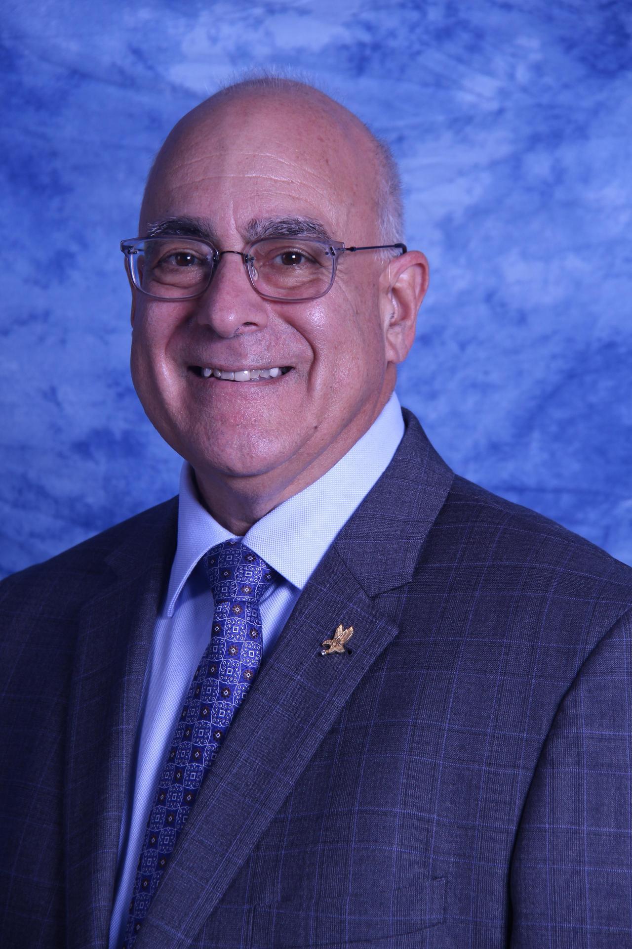 business administrator Tony Dragona portrait