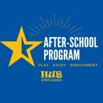 HUB after school program logo