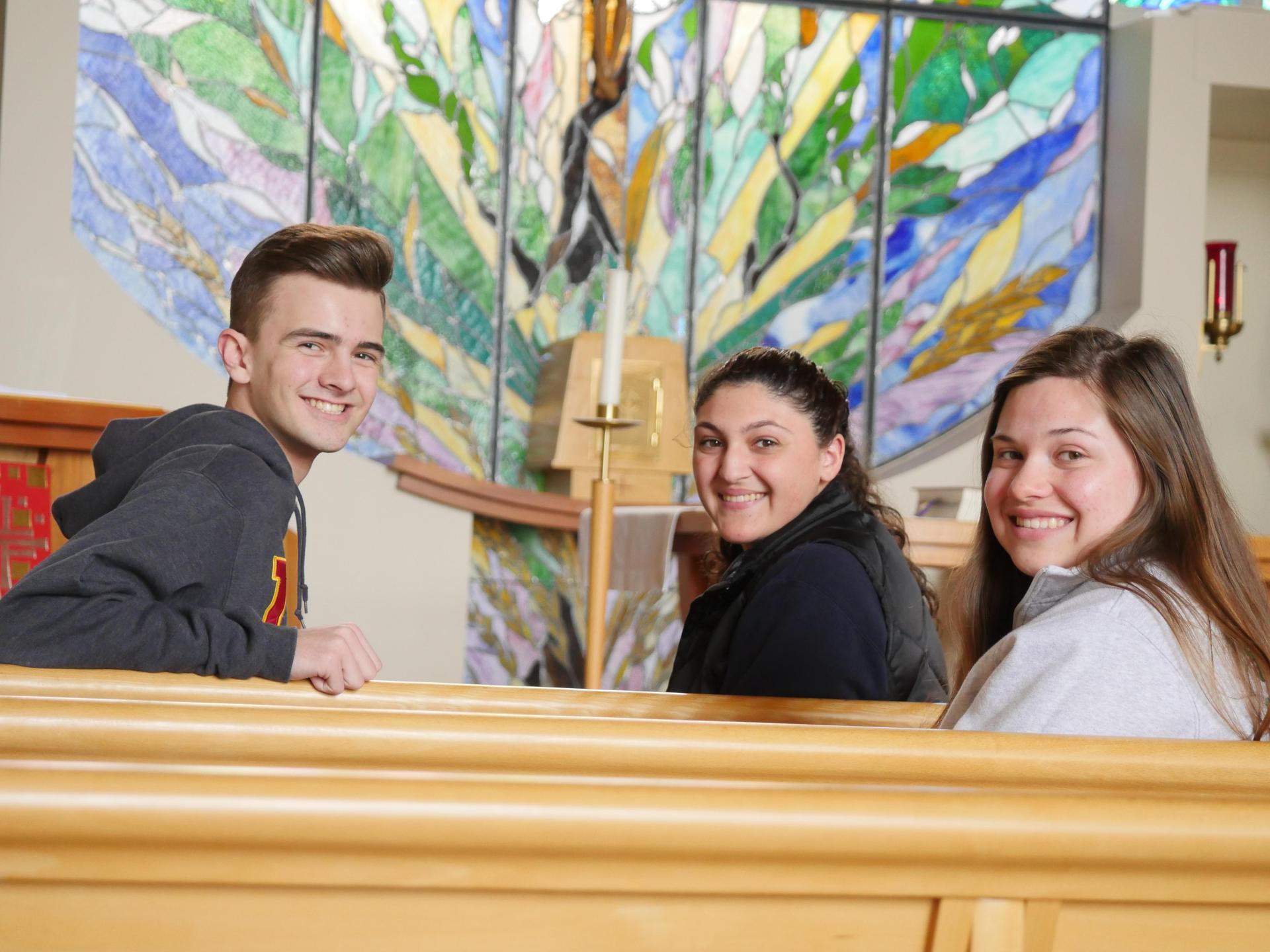 hudson chapel