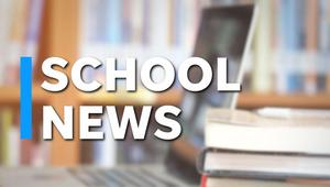 Image announcing a school news article