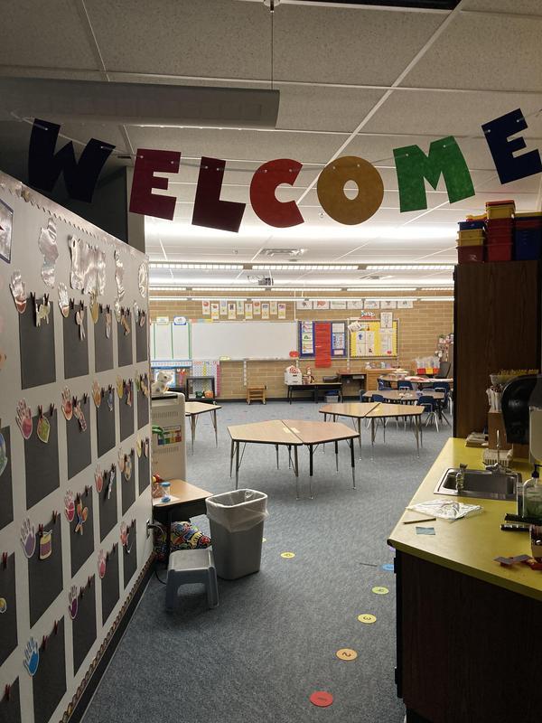 Kindergarten Welcome