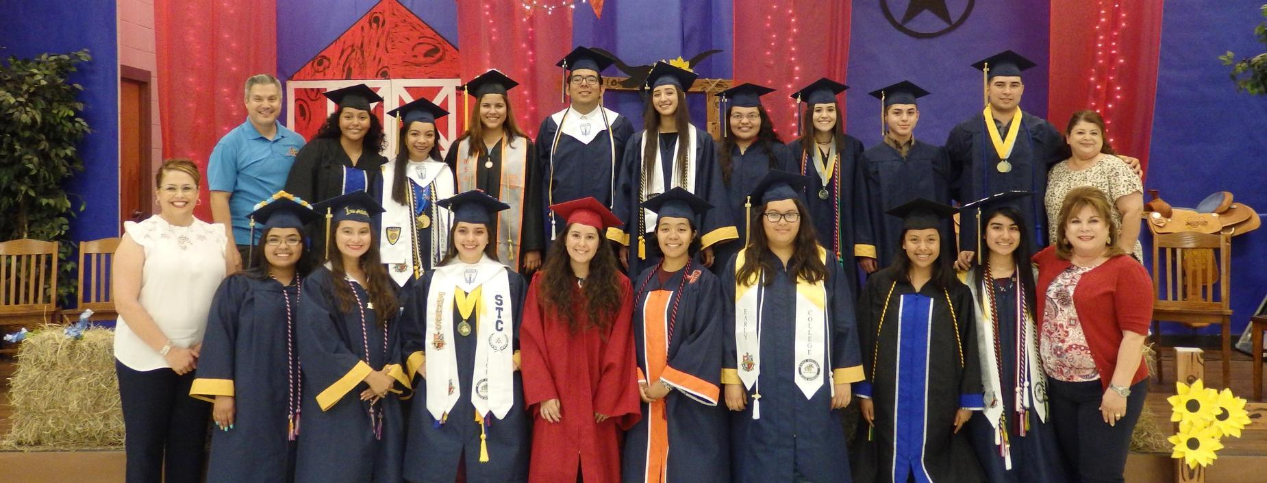 Former Guerra 2019 Graduating Students