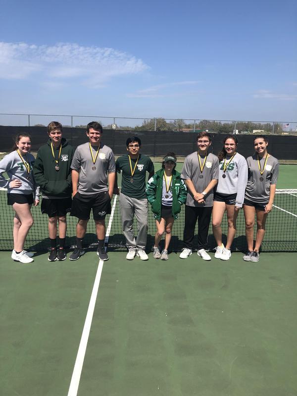 JV Tennis Gatesville