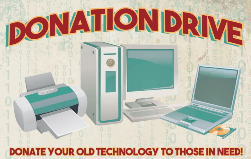 Digital Donation Drive - ROANEnet