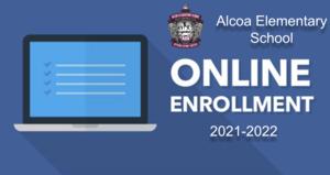 Online Enrollment for 2021-2022