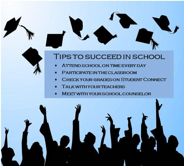 Tips to Succeed in School