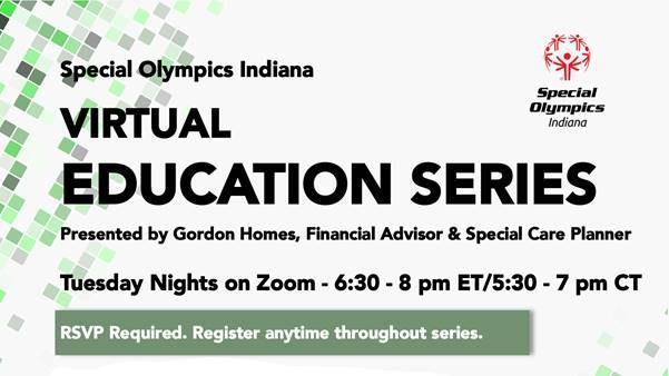 Special Olympics Ed Series