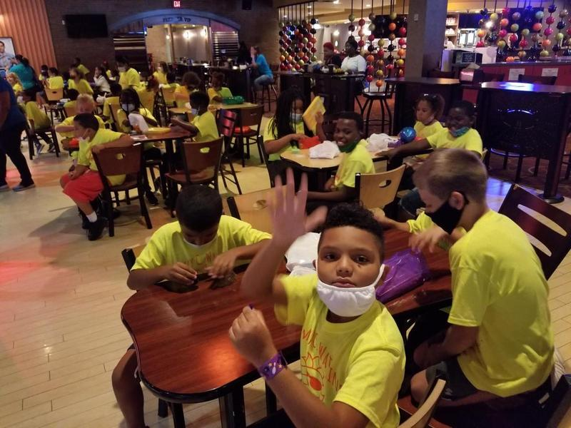 Summer S.H.I.N.E. Bowling Alley