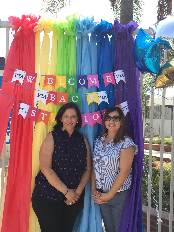 Mrs. Varela & Mrs. Tellez-Cardiel