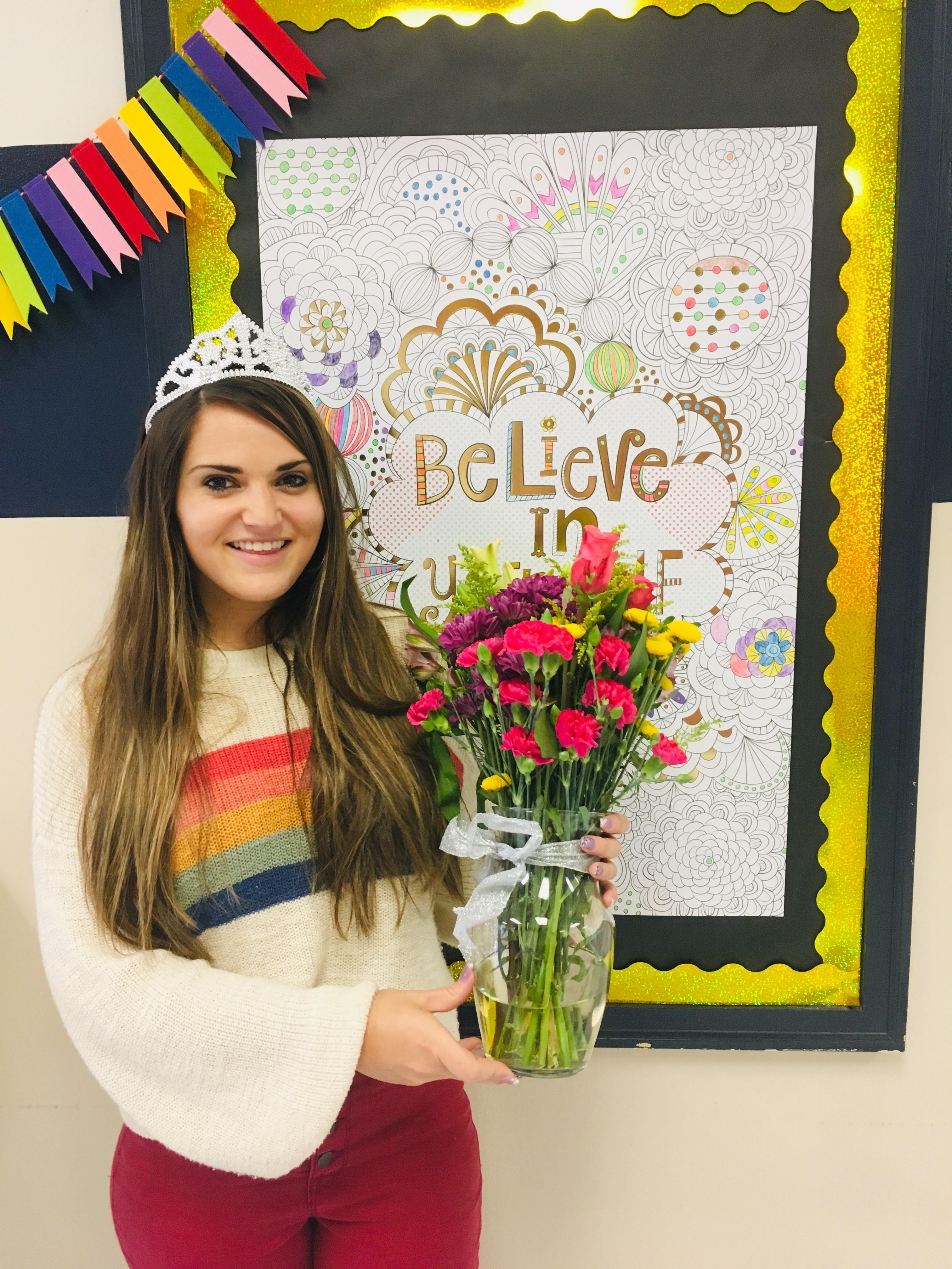 Hanna Alexander Teacher of the Year