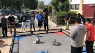 Robot fight 1