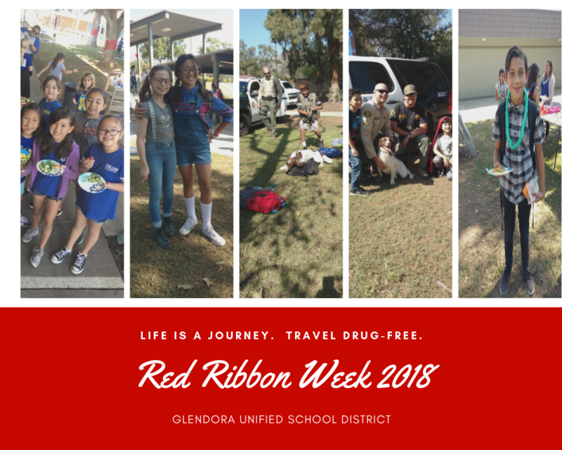 Red Wibbon Week activities