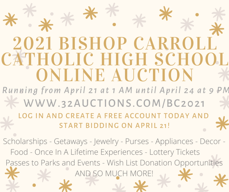 2021 Online Auction Preview Featured Photo