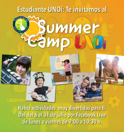 SUMMER CAMP UNOi: un verano muy especial 👧🏻 👦🏻 🎉 Featured Photo