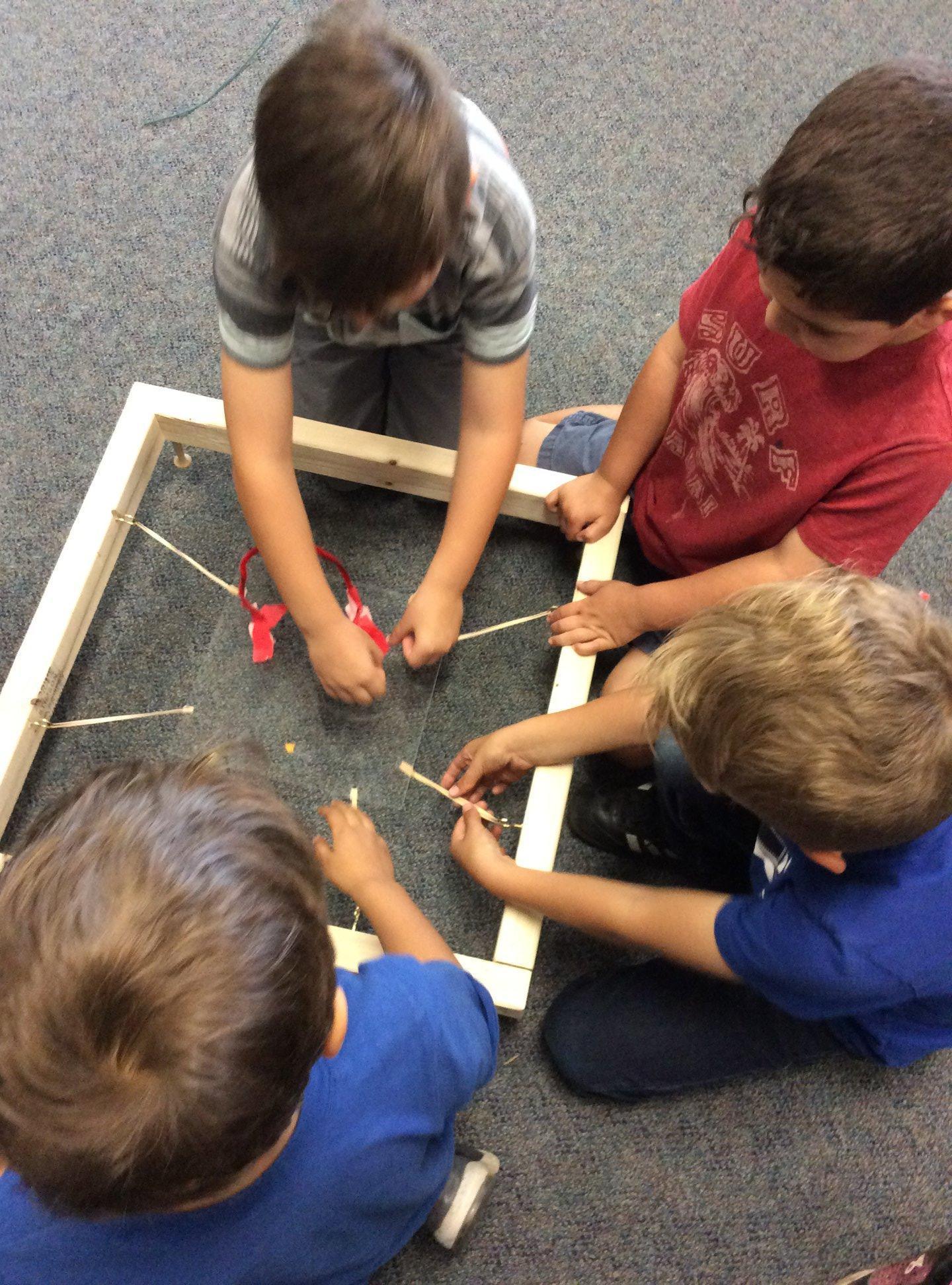Robotics in elementary school