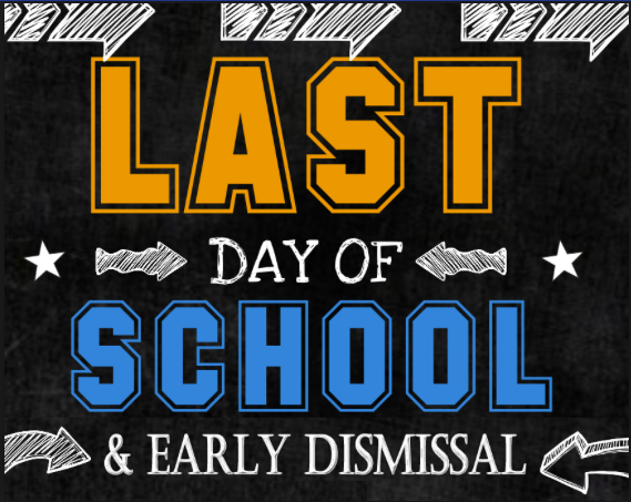 Last Day of School June 7, 2019 Featured Photo