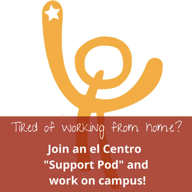 Join an el Centro Support Pod today!