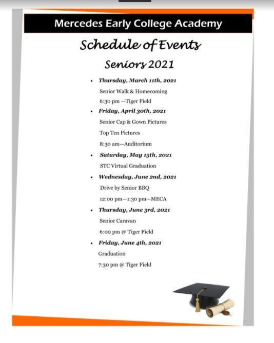 2021 MECA Senior Timeline Featured Photo
