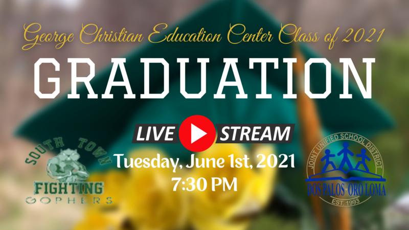 George Christian Education Center Graduation Featured Photo