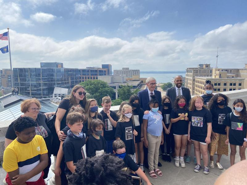 kids with gov evers