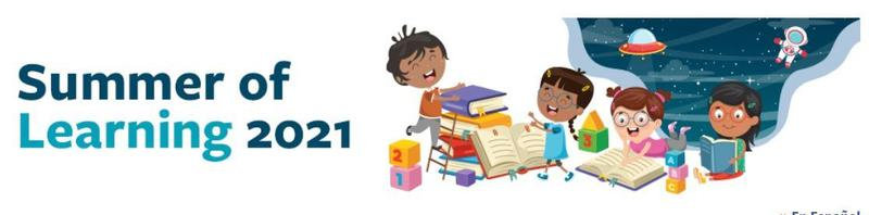 Summer of Learning 2021! Thumbnail Image