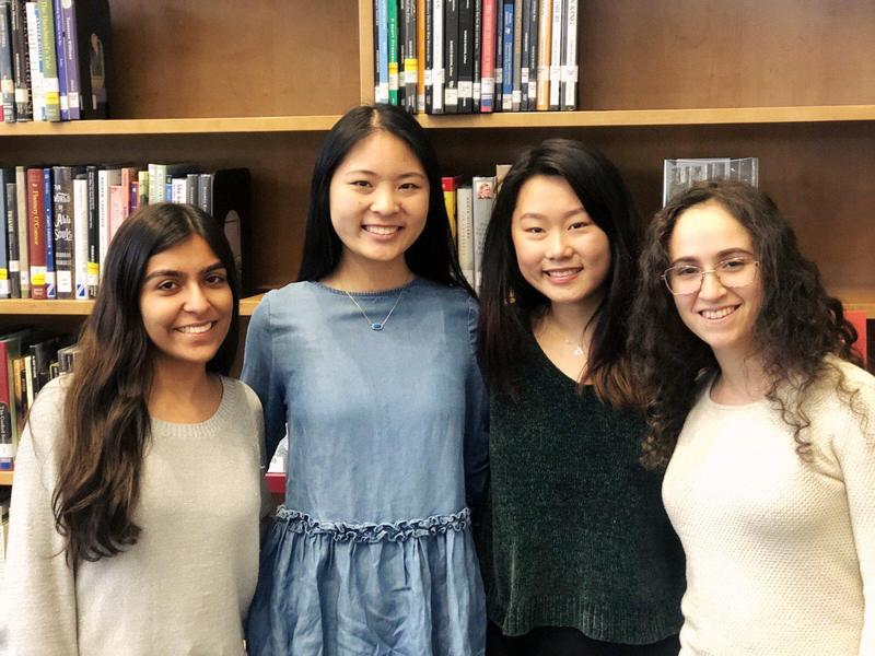 CHS has 4 National Merit Finalists Featured Photo